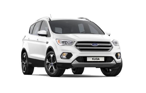 Ford Kuga Titanium 2.0l Modelo 2017