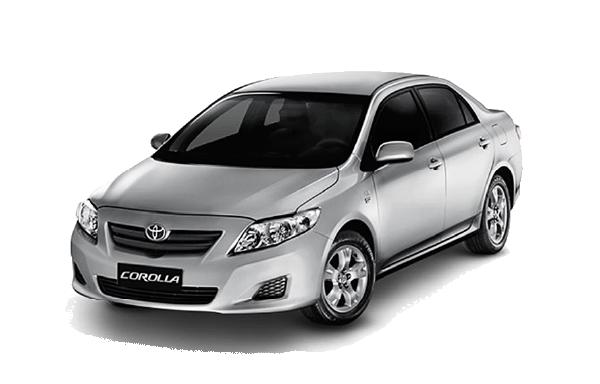 Toyota Corolla XEI 1.8L – 2012