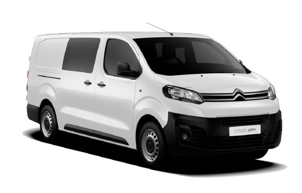 Citroën Jumpy Business – 2019
